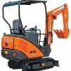 Mini-excavadora Hitachi