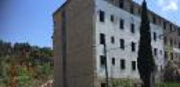 Derribo Enderroc Casa Quarter de la Guàrdia Civil de la Jonquera